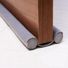 95 см Гибкая уплотнительная полоса для нижней двери ветрозащитная
