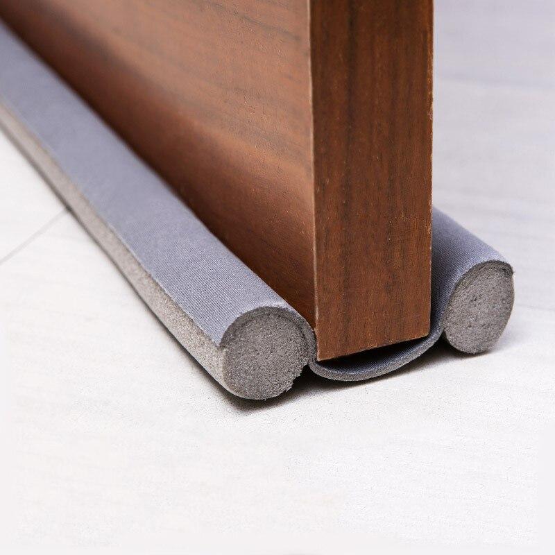 95 см Гибкая уплотнительная полоса для нижней двери ветрозащитная защита от пыли защита от дождя Защита от атмосферных воздействий изоляция...