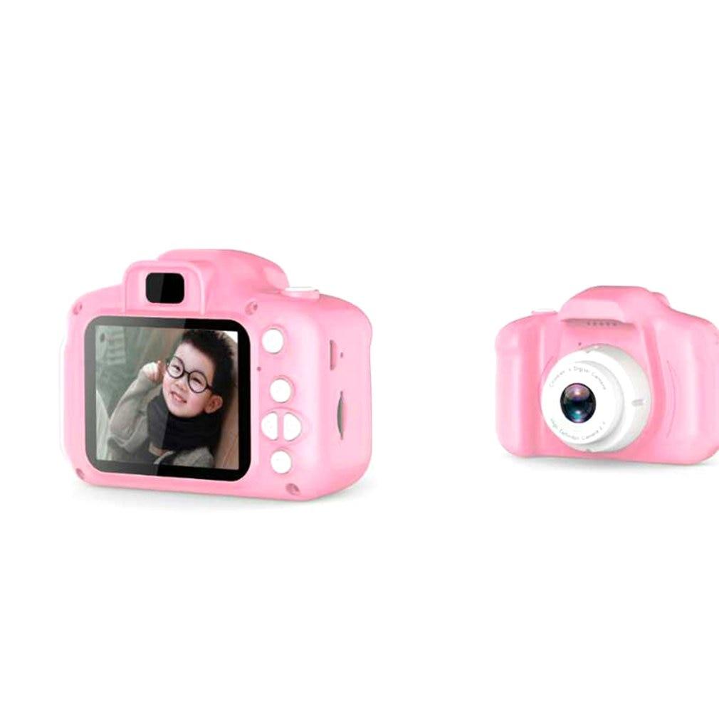 C5 Children'S Camera Hd Screen Chargable Digital Mini Camera Kids Cute Camera Toy Outdoor Photography Props
