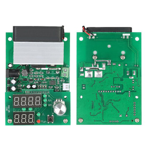 Image 4 - Carga electrónica de corriente constante multifuncional 9.99A 60W 30V descarga módulo probador de capacidad de batería de alimentación
