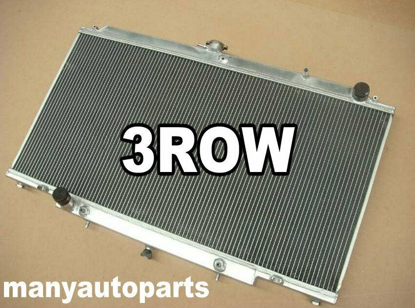 Aluminum Radiator for 1997-2000 Subaru Forester Turbo Manual Only 1998 1999