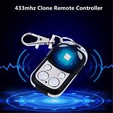 4 CH ABCD 433/433. 92MHZ Беспроводной RF пульт дистанционного управления копия с брелком для электрических ворот гаража ключ переключатель контроллер