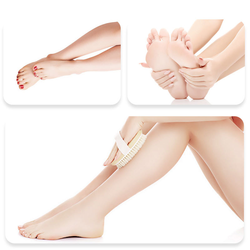 1/2/5 Pairs Foot Peel Mask Callus Remover Dead Skin Remover Foot Masks Skin Care KG66 3