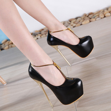 ankle strap heels pumps wedding shoes bridal platform heels dress shoes women platform pumps extreme high heels shoes LJB119 ankle strap summer sandals handmade lace flower women middle heels bridal wedding shoes adult ceremony pumps purple yellow