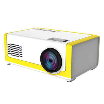 Mini LED Projector High-definition LCD Portable Mobile Phone Home Projector GY88