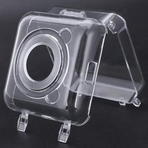 Image 3 - Transparent PC Schutzhülle Tasche Reise Tasche Tragetasche für Peripage Papier Foto Drucker