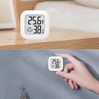 Mini termómetro Digital electrónico para interiores, higrómetro para habitación de bebé, Sensor de humedad, Monitor