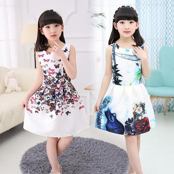 Czyszczenie magazynu wyprzedaż sukienka kwiatowa dla dziewczynek odzież dla dziewczynek zestawy odzież dziecięca 4 5 6 7 8 9 12 lat 3 letnia koszulka polo dla chłopców tanie i dobre opinie BABY BALL COTTON Poliester Kolan O-neck Dziewczyny REGULAR Krótki Śliczne Pasuje prawda na wymiar weź swój normalny rozmiar