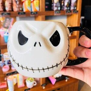 """Image 3 - חדש הגעה שקע Skellington ספל, """"הסיוט שלפני חג המולד"""" קריקטורה קפה ספל תה כוס"""