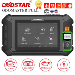 OBDSTAR ODOMASTER ODO MASTER Full Odometer Adjustment/OBDII and Special Functions Cover More Vehicles Models Get BMT80​ For Free
