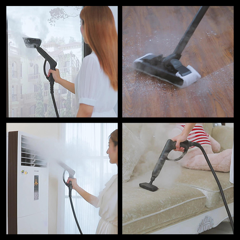 Steam Cleaner High Temperature and High Pressure Home Appliances Range Hood Air Conditioning Cleaning Machine Car Washer Pakistan
