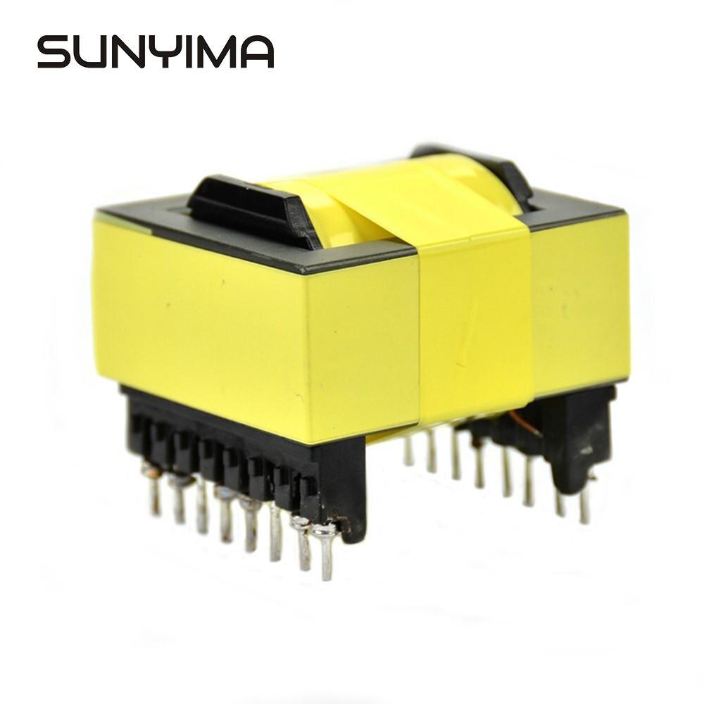 mbe 220 k - SUNYIMA EC42 500W Pure Cupper High-Frequency Transformer Dual Input DC 12V to 0-220V-380V 18V