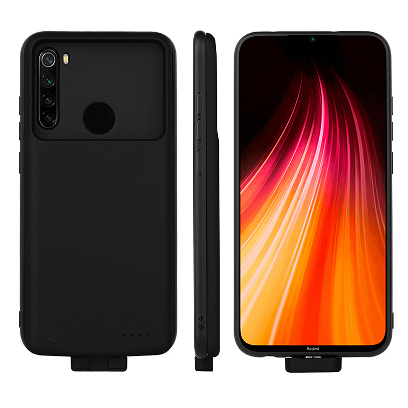 7000mAh Battery Charger Case For Redmi Note 8 Portable Charger External Battery Case For Redmi Note 8 Pro Powerbank Cover Case