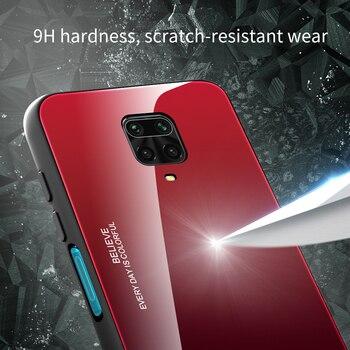 Étui de téléphone dégradé de luxe pour Xiaomi Redmi Note 9s 8T 8 7 9 Pro housse Max pour Xiaomi Mi 9T 10 Pro 5G 9 SE Mi9T étui brillant Capa 6