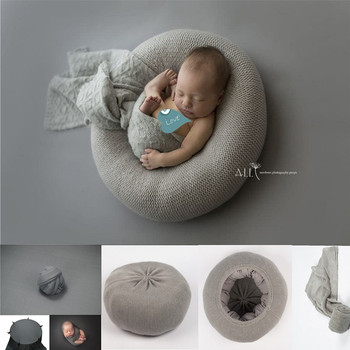 Newborn Photography Props Blanket Mat Cushion Baby Photography Backdrop Accessories  Infant Baby Photo Shooting Studio Props 150x220cm london city night view backdrop london bridge photography background outdoor shooting props
