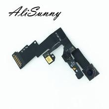 AliSunny 5pcs Front Camera for iPhone 6 6G 6Plus Plus Light Sensor Proximity Facing Small Cam Flex Cable  Replacement  Parts