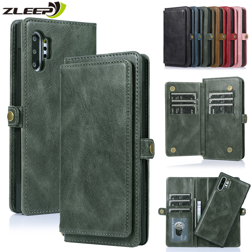 <font><b>Flip</b></font> Leather Wallet <font><b>Case</b></font> For <font><b>Samsung</b></font> <font><b>Galaxy</b></font> S8 S9 S10 E S20 Ultra Note 8 9 10 Plus A10 A20 A30 A40 A50 s <font><b>A70</b></font> A51 A71 Phone Cover image