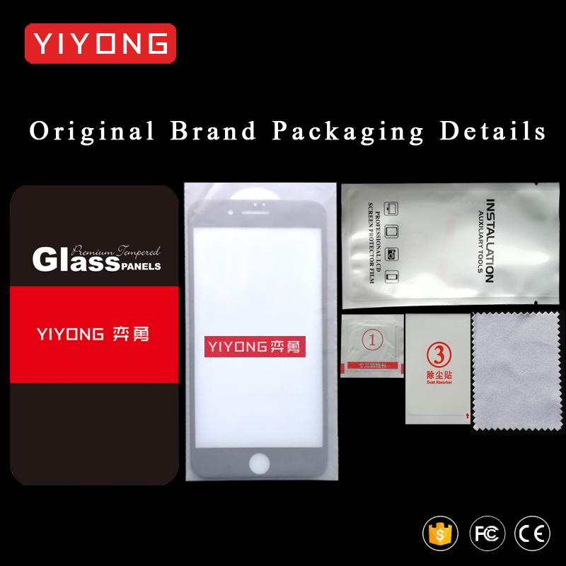 Image 5 - 25 шт./лот YIYONG HD закаленное стекло для iPhone 11 Pro Max Защитное стекло для экрана для iPhone X XR XS Max X S iPhone11 Max 11 стеклоЗащитные стёкла и плёнки    АлиЭкспресс