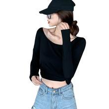 Женская футболка bobora/хлопковые брюки в Корейском стиле c
