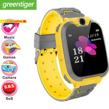 KG10 Kids Smart Watch Game Music Smartwatch Waterproof Children Smart Watch SOS Baby Watch Play Game Music Watch For Boys Girls(China)