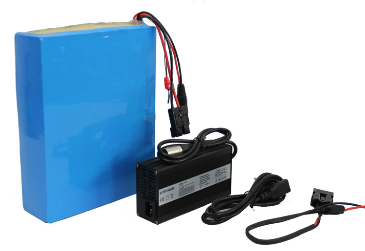 EU DUTY FREE 5000W <font><b>72V</b></font> 35.2AH LG Rectangle <font><b>Lithium</b></font> <font><b>Battery</b></font> ebike 84V 6A charger image
