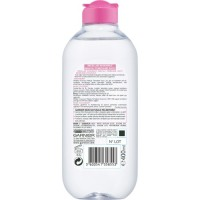 Make-up Cleansing Water Garnier Micellar Flawless 400ML 3