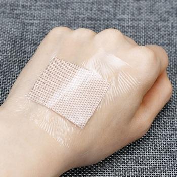 30 sztuk paczka wodoodporna opaska na ranę opatrunek medyczny przezroczysta sterylna taśma do pielęgnacji ran w kąpielisko tanie i dobre opinie CN (pochodzenie) PU6*7