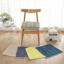 Простой современный обеденный стул подушки утолщенный стол подушка