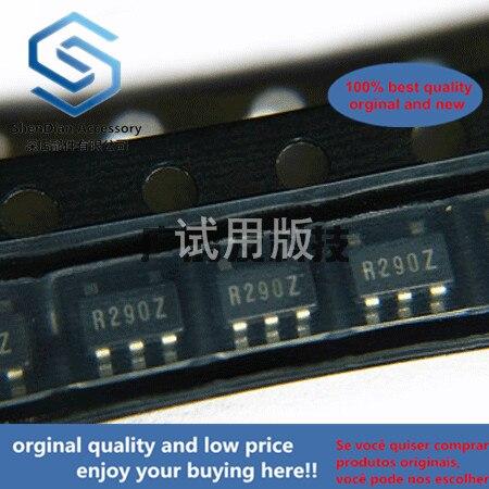 10pcs 100% Orginal New R1161N291D-TR-F LDO Regulator IC 2.9V SOT-153 SOT23-5