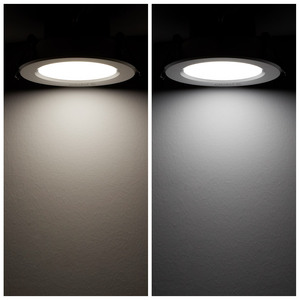 Image 2 - Xiaomi OPPLE LED Downlight 3W 120 Degree Round Recessed Lamp Warm/Cool White Led Bulb Bedroom Kitchen Indoor LED Spot Lighting