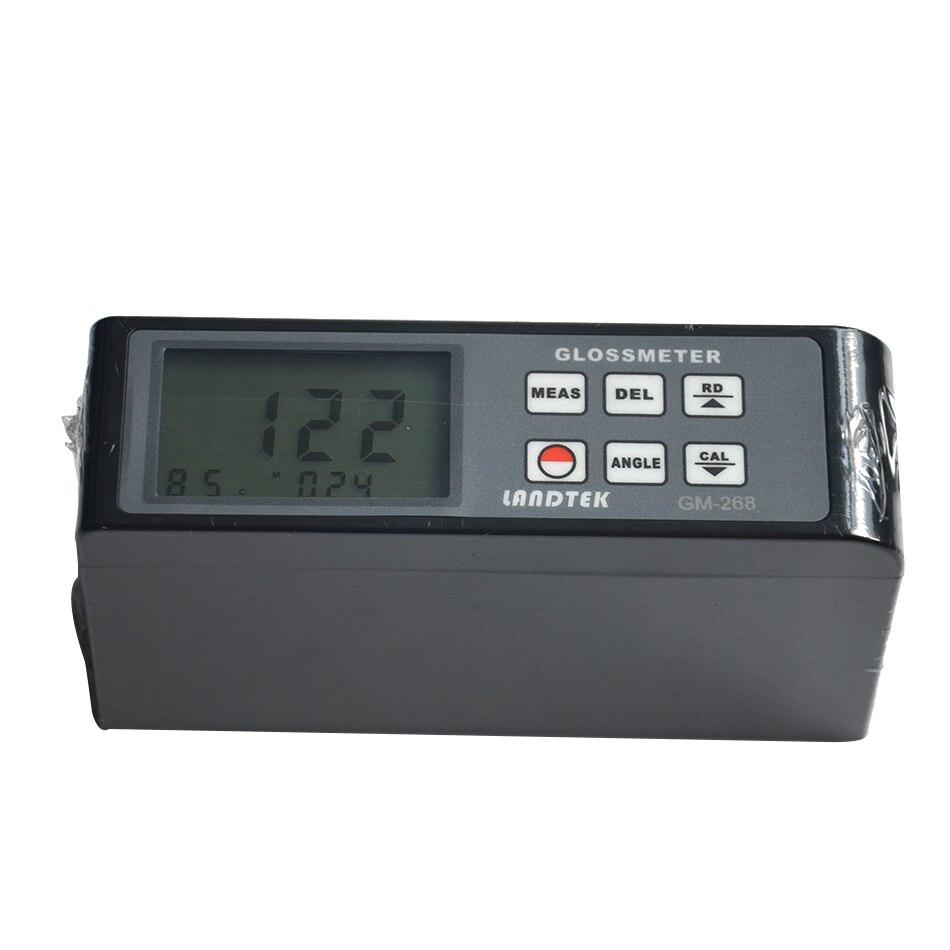GM-268 portátil 20 60 85 graus digital