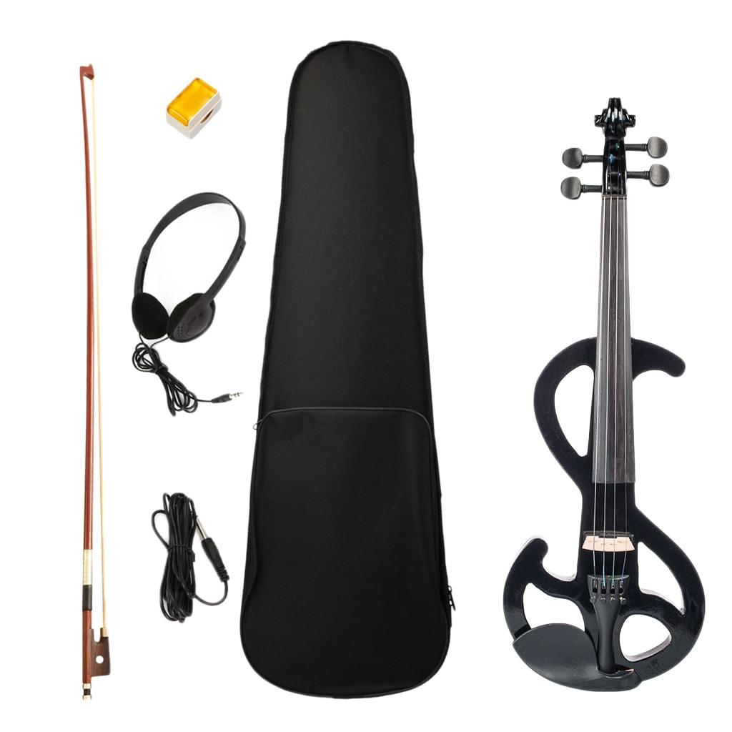 caso arco rosin fone de ouvido para violinista