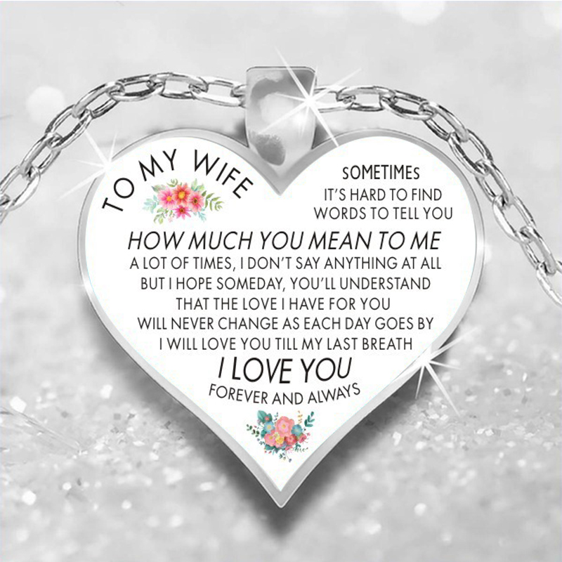to my wife love you