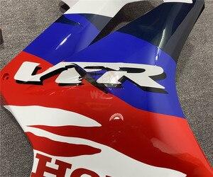 Image 3 - Honda için VFR800 VFR 800 2002 2003 2004 2005 2006 2007 2008 2009 2010 2011 2012 motosiklet kırmızı vücut ABS enjeksiyon kaporta kiti