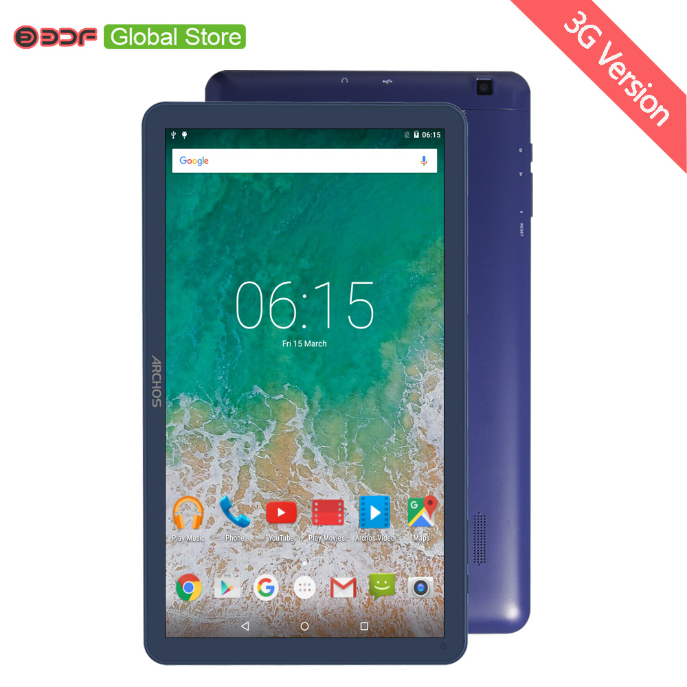 Cheap 10 Inch Android 5.1 Tablets Pc WiFi +3G + Bluetooth Version Tablet Pad Pc Quad Core 16GB Storage Gift Cover Case