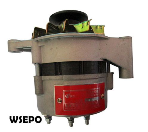 Top Quality! 2JD32 Generator fits for Jinghuai 2 Cylinder 04 Stroke Water Cooling Diesel Engine