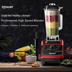 TINTON LIFE 33000R/M libre de BPA grado comercial hogar profesional licuadora de potencia licuadora Mezclador de alimentos procesador de frutas y alimentos