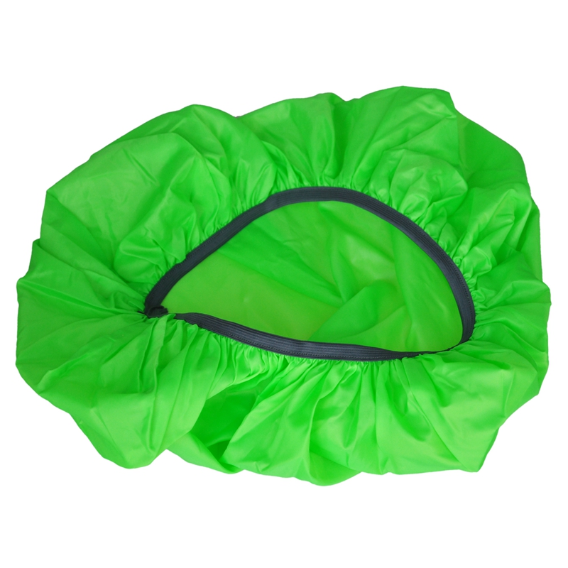 NEW-New Waterproof Travel Hiking Accessory Backpack Camping Dust Rain Cover 35L,Green