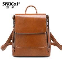 Модный женский рюкзак для девочек подростков высококачественные