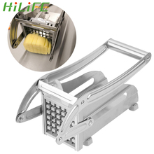 HILIFE Stainless Steel Chipper Slice Kitchen Gadgets Home Practical Cucumber Cutting Machine Potato Strip Cutter
