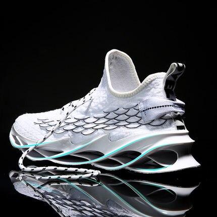 Multiplicación Ciudadano Reportero  2019 Running for Men Shoes Blade Cushioning Sport Male Sneakers Breathable  Zapatillas Hombre Deportiva Outdoor Walking Jogging Running Shoes  -  AliExpress