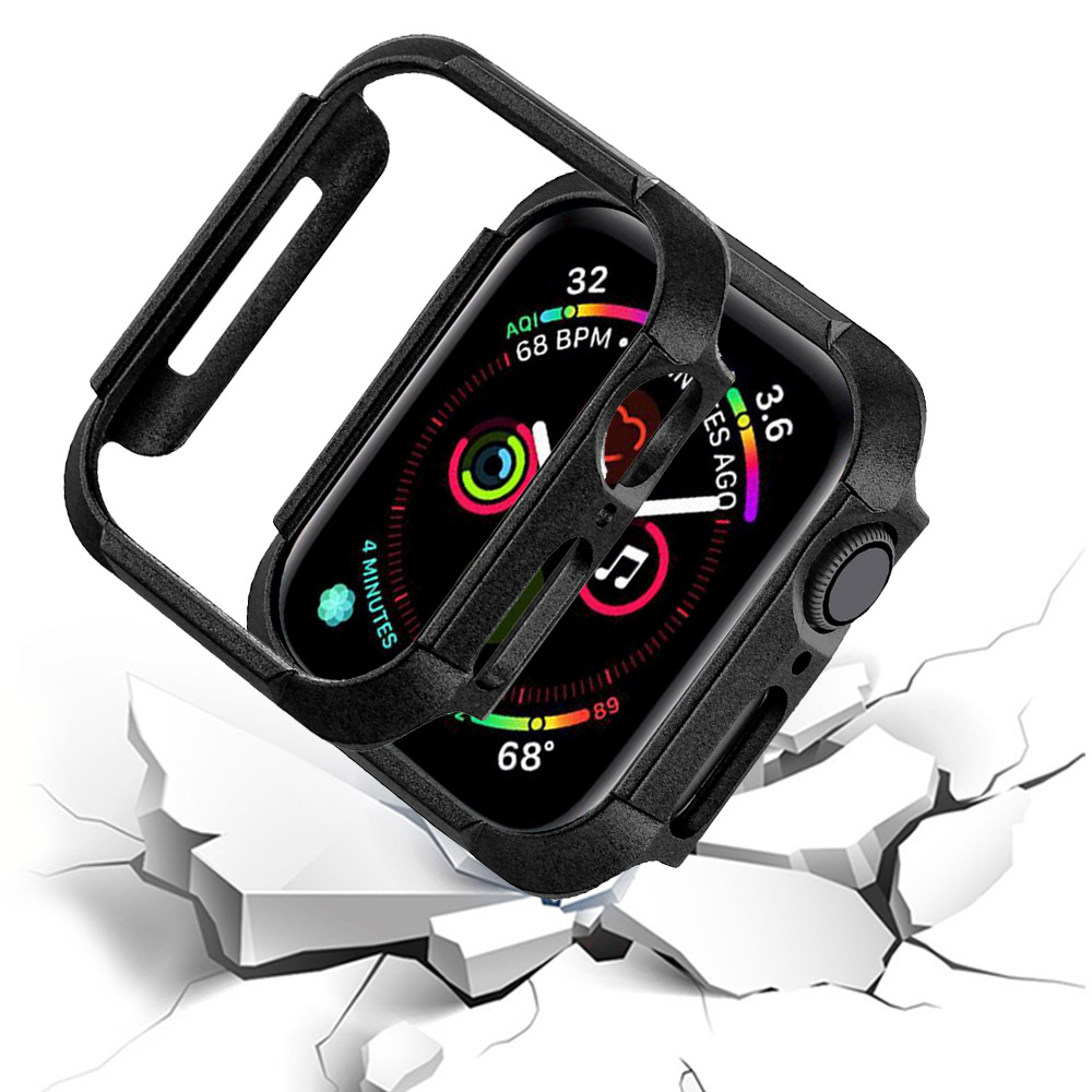 44mm 40mm PC Watch Cases for iWatch Series 5 4 Protector Frame Bumper Cover for Apple Watch 44mm 40mm Accessories Shell