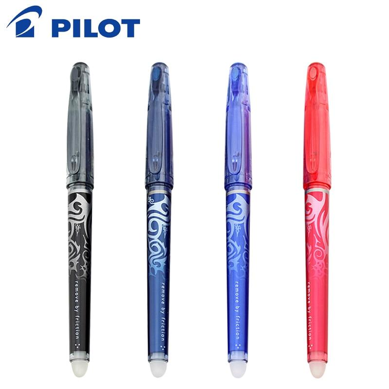 3 pièces/lot pilote FriXion stylo BL-FRP5 effaçable stylo pointe Fine 0.5mm