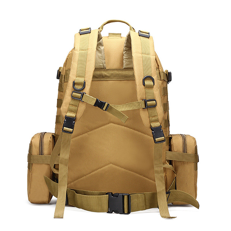 H3538dae3951a4d15abe49333023d3fa3f - 50L Tactical Backpack,4 in 1 Military Backpack,Army Molle Outdoor Sport Bag,Men Camping Hiking Travel Climbing Backpack Tactical