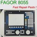 Neue FAGOR 8055 CNC membran tastatur Für CNC panel Maschine Reparatur, SCHNELLE VERSAND