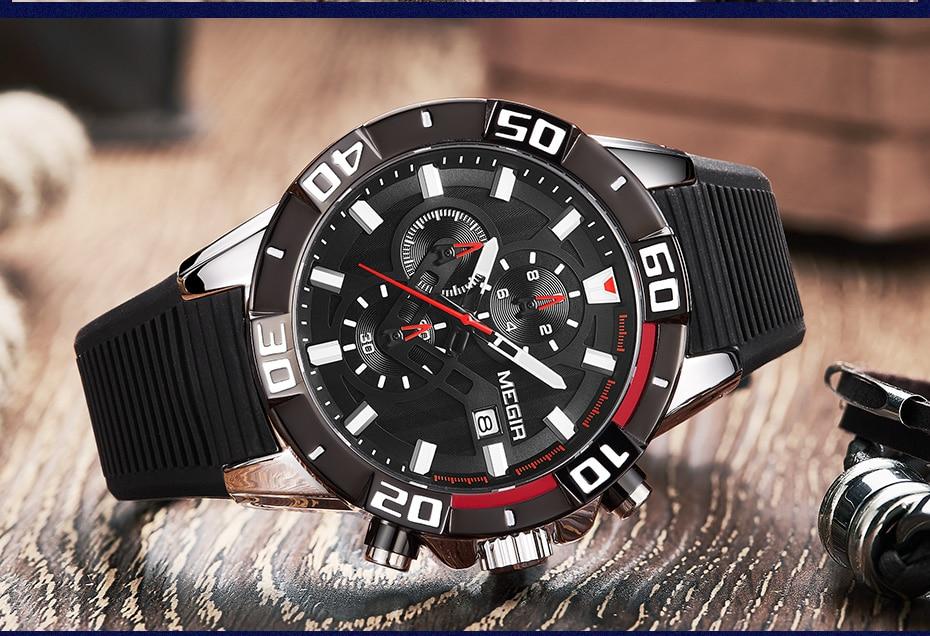 H35398af97eae4754a6c52b70c3200b4ab Sport Watch Silicone Quartz Military Watches
