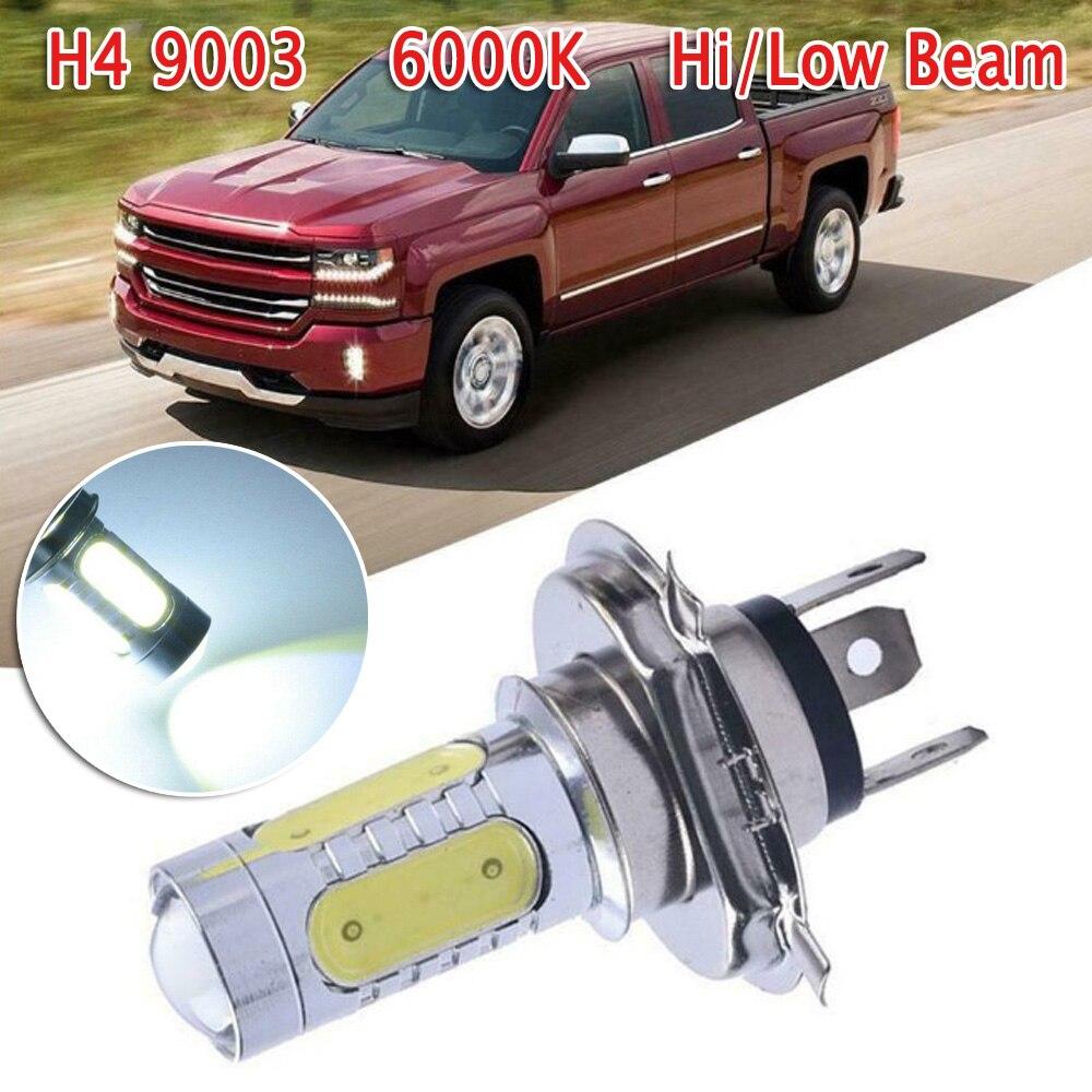 6000k Headlight H4 HB2 9003 Hi//Lo Car Led Headlight Fog Light Motorbike 3030