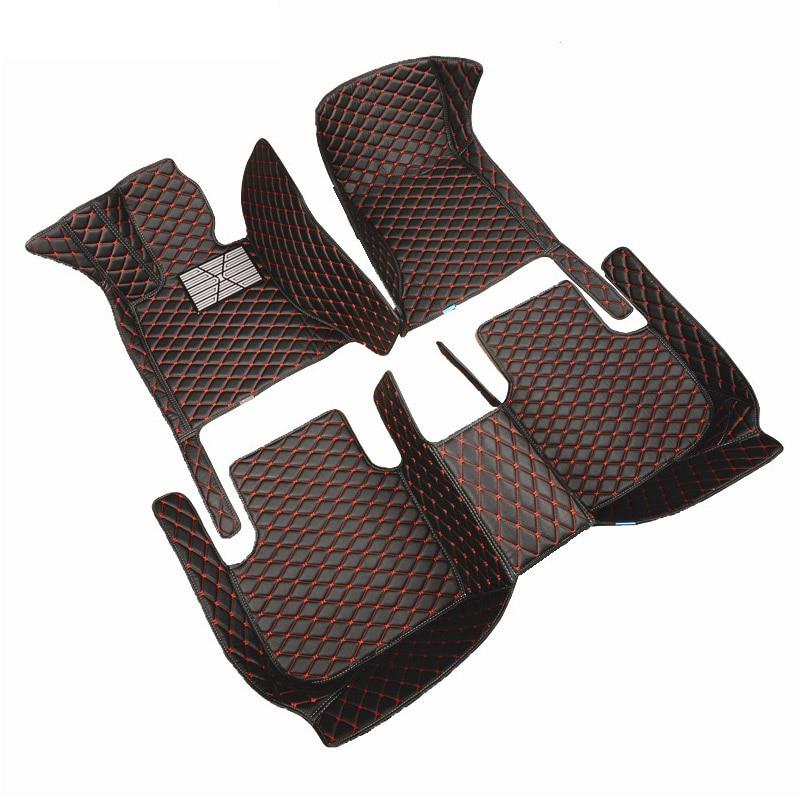 HeXinYan изготовленные на заказ автомобильные коврики для Audi все модели A1 A3 A8 A7 S8 R8 TT SQ5 A6 Q3 Q5 Q7 A4 A5 S5 S6 S7 S3 SR4-7 авто аксессуары