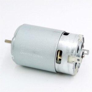 Image 4 - Dla Mabuchi RS 550VC silnik o wysokim momencie obrotowym RS 550VC 7527 ogólne RS 550VC 8518