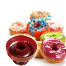 Plastic Cake Maker Mold Desserts Cutter Fondant Doughnut  Donut Bread